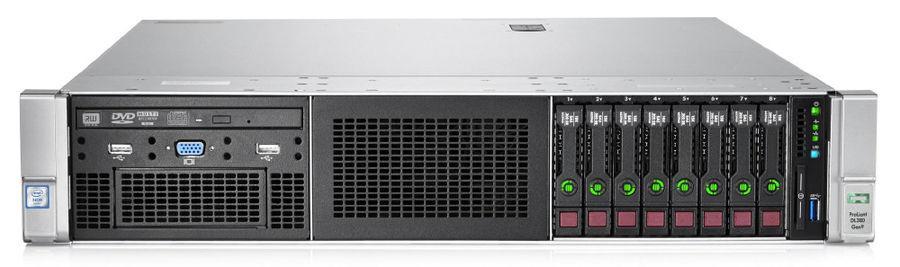 معرفی و بررسی تخصصی HPE ProLiant DL380 از نسل نهم سرورهای اچ پی
