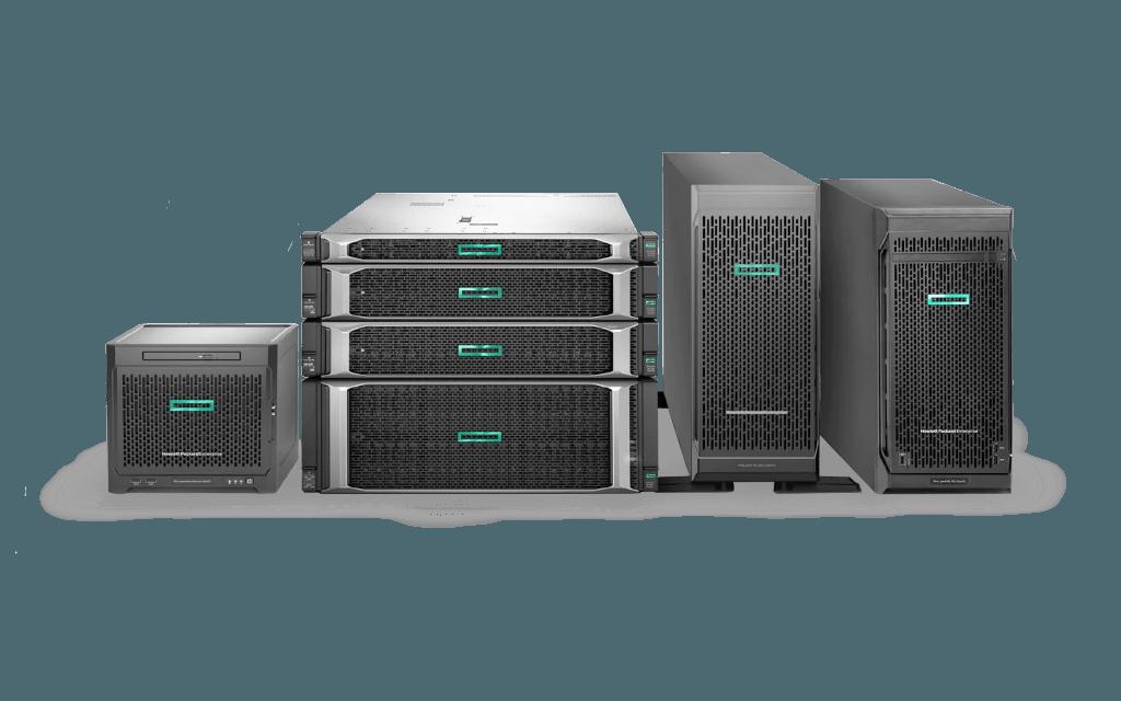 محصولات سرور HP، فروش محصولات سرور HP، انواع محصولات سرور HP ، خرید محصولات سرور HP