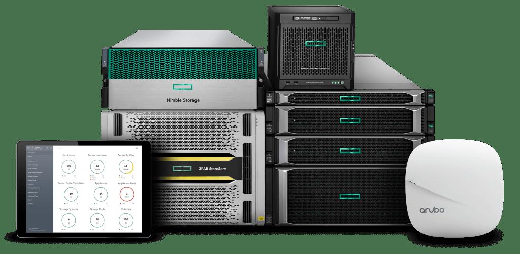 انواع سرور hp، معرفی انواع سرور hp، فروش انواع سرور hp، انواع مدل سرور hp