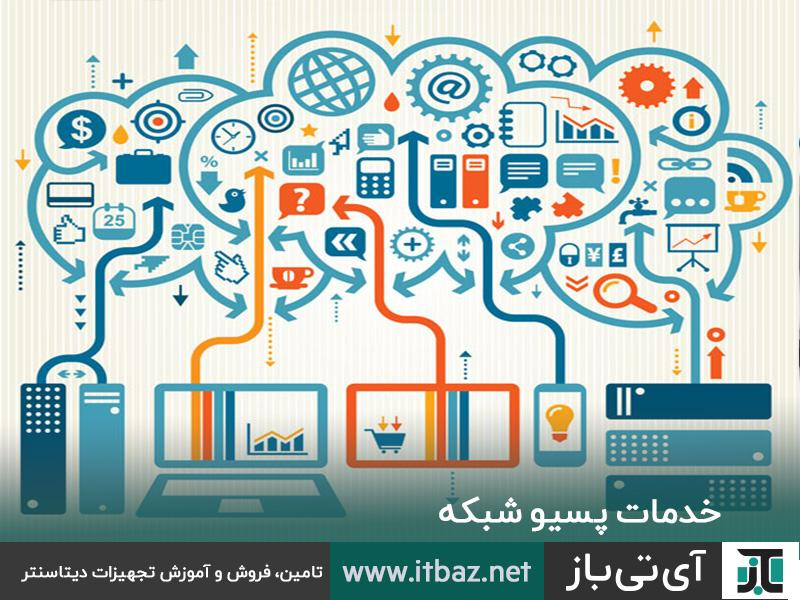 خدمات پسیو شبکه چیست؟ ، خدمات پسیو شبکه ، خدمات شبکه ، خدمات اکتیو شبکه