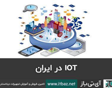 IOT در ایران ، بازار اینترنت اشیا در ایران
