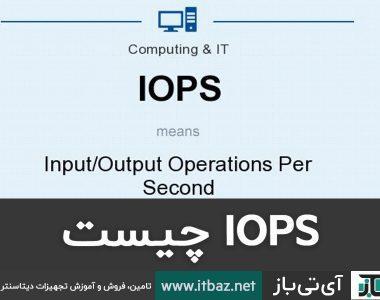 Iops ، iops چیست؟، مفهوم iops چیست؟