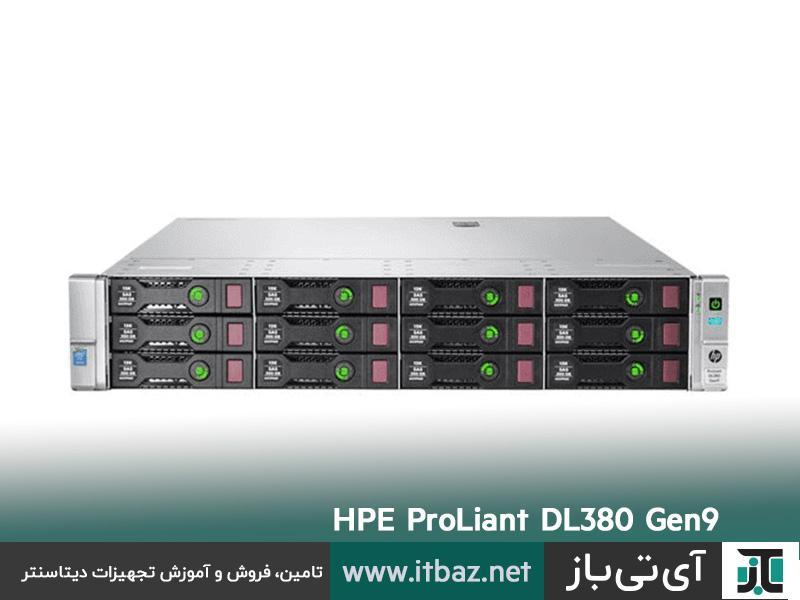 کانفیگ hp dl380 g9 ، فروش سرور hp dl380 g9 ، ابعاد سرور hp dl380 g9