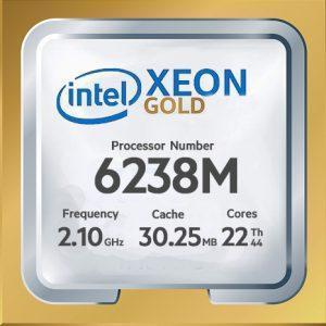 سیپییو intel Xeon Gold 6238M ، مشخصات سیپییو intel Xeon Gold 6238M ، خرید سیپییو intel Xeon Gold 6238M ، قیمت سیپییو intel Xeon Gold 6238M