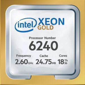سیپییو intel Xeon Gold 6240 ، مشخصات سیپییو intel Xeon Gold 6240 ، خرید سیپییو intel Xeon Gold 6240 ، قیمت سیپییو intel Xeon Gold 6240