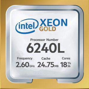 سیپییو intel Xeon Gold 6240L ، مشخصات سیپییو intel Xeon Gold 6240L ، خرید سیپییو intel Xeon Gold 6240L ، قیمت سیپییو intel Xeon Gold 6240L