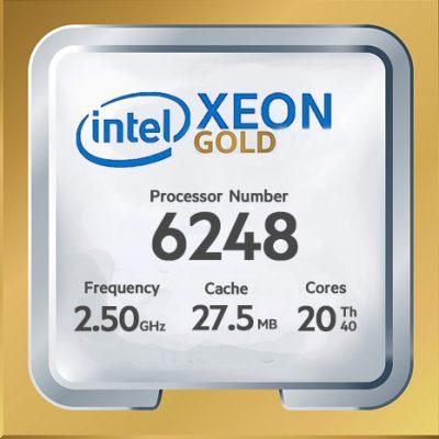 پردازنده intel Xeon Gold 6248 ، مشخصات پردازنده intel Xeon Gold 6248 ، خرید پردازنده intel Xeon Gold 6248 ، قیمت پردازنده intel Xeon Gold 6248