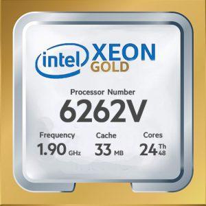 پردازنده intel Xeon Gold 6262V ، مشخصات پردازنده intel Xeon Gold 6262V ، خرید پردازنده intel Xeon Gold 6262V ، قیمت پردازنده intel Xeon Gold 6262V