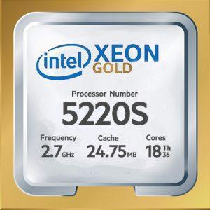 سیپییو intel Xeon Gold 5220S ، مشخصات سیپییو intel Xeon Gold 5220S ، خرید سیپییو intel Xeon Gold 5220S ، قیمت سیپییو intel Xeon Gold 5220S