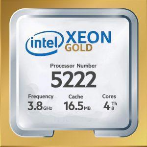 سیپییو intel Xeon Gold 5222 ، مشخصات سیپییو intel Xeon Gold 5222 ، خرید سیپییو intel Xeon Gold 5222 ، قیمت سیپییو intel Xeon Gold 5222