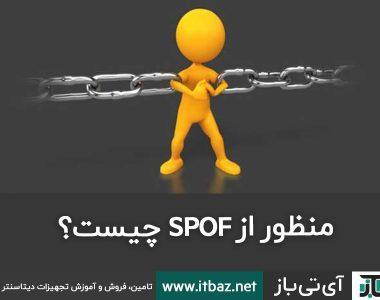 SPOF ، منظور از Single Point of Failure، Single Point of Failure در شبکه، مفهوم Single Point of Failure