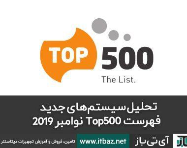 سیستمهای جدید فهرست Top500