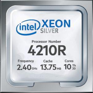 پردازنده Intel Xeon Silver 4210R