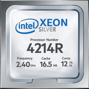 پردازنده Intel Xeon Silver 4214R