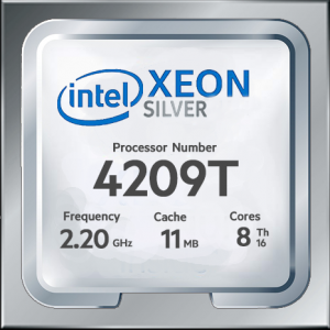 پردازنده Intel Xeon Silver 4209T