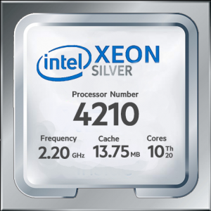 پردازنده Intel Xeon Silver 4210