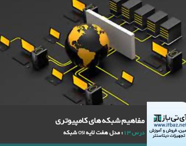 مدل هفت لایه OSI شبکه