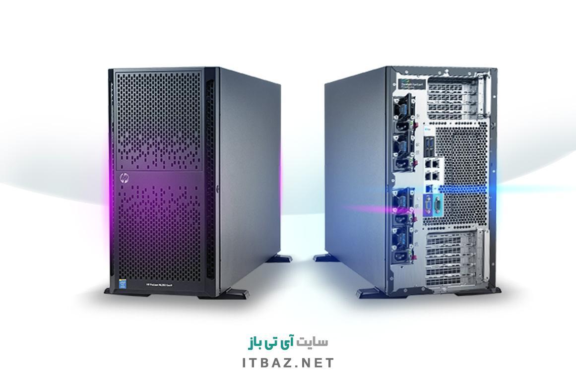 مشخصات سرور hp ml350 Gen9