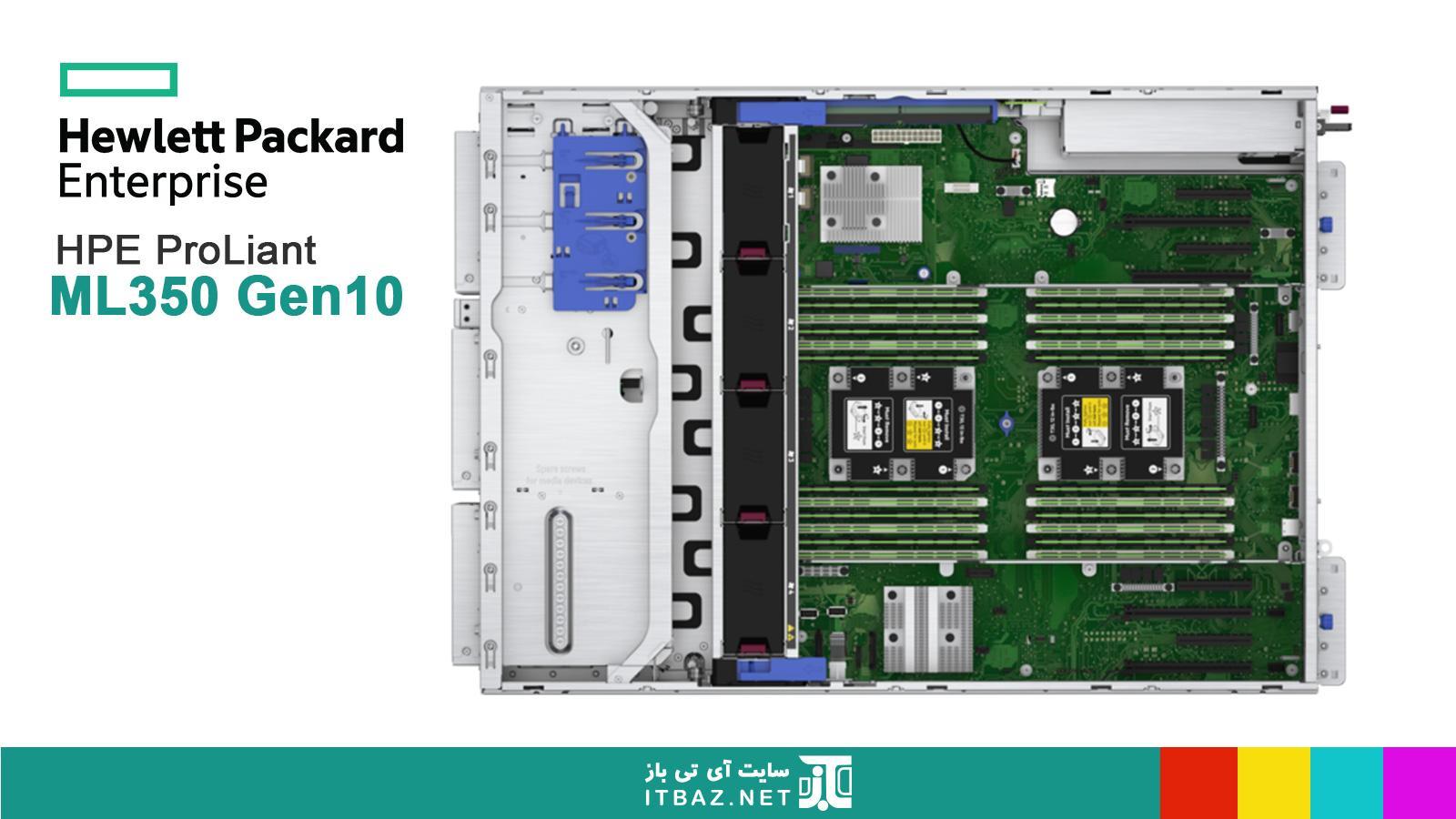 مشخصات سرور hp ml350 g10