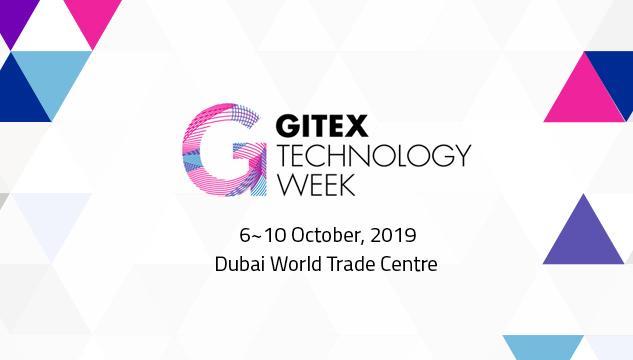 نمایشگاه GITEX دبی 2019