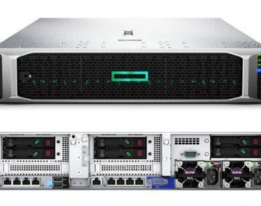 سرور HPE ProLiant DL580 G10 نسل دهم سرورهای کمپانیHP